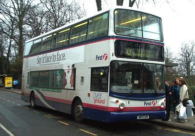 32041 - W811EOW - Southampton (city centre) - 1.2.04
