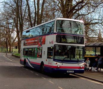 32037 - W807EOW - Southampton (city centre) - 17.4.05
