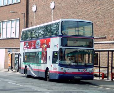 32032 - W802EOW - Southampton (city centre) - 17.4.05