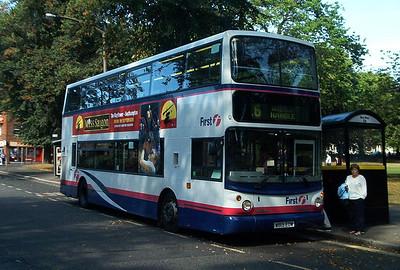 32045 - W815EOW - Southampton (city centre) - 21.9.03