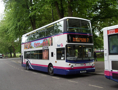 32042 - W812EOW - Southampton (city centre) - 20.5.08