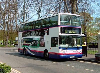 32039 - W809EOW - Southampton (city centre) - 17.4.05