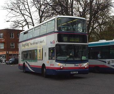 32037 - W807EOW - Southampton (city centre) - 3.4.04