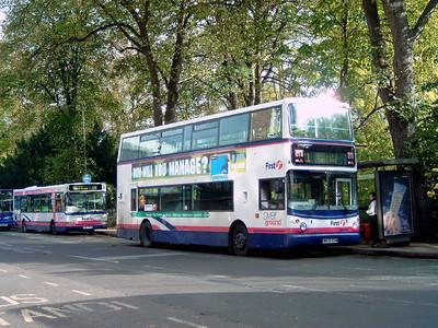 32035 - W805EOW - Southampton (city centre) - 22.10.05