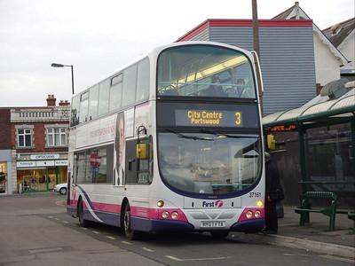 37161 - HY07FTA - Portswood (St Denys Rd)