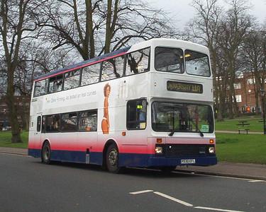 34020 - P530EFL - Southampton (city centre) - 3.4.04