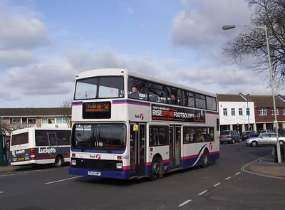 34022 - P542HMP - Stubbington - 25.3.08