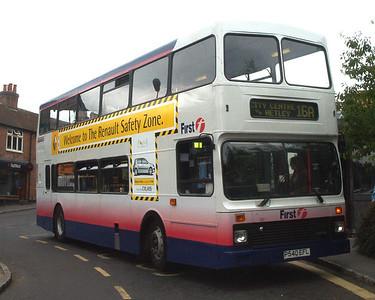 34017 - P540EFL - Hamble - 27.7.04