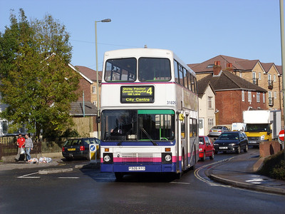 31826 - P926RYO - Totton (ASDA) - 21.10.08