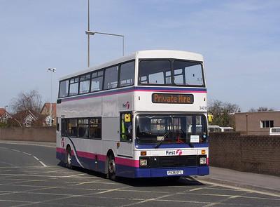 34016 - P536EFL - Portswood (St Denys Road) - 16.3.09