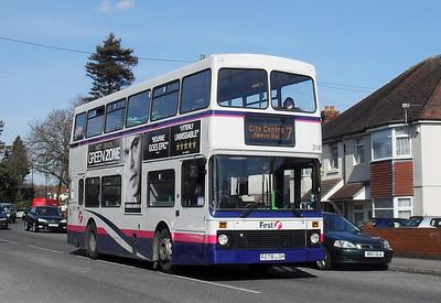 31878 - R278LGH - Swaythling (Stoneham Lane) - 2.3.10