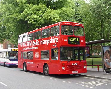31825 - P925RYO - Southampton (city centre) - 20.5.08