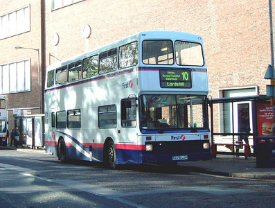 31878 - R278LGH - Southampton (city centre) - 22.10.05