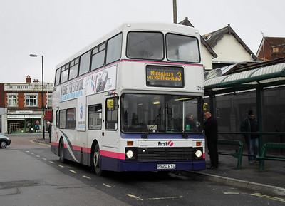31820 - P920RYO - Portswood (St Denys Rd) - 19.1.10