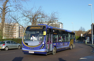 63047 - SK63KHY - Cosham (Highbury Buildings) - 29.12.13