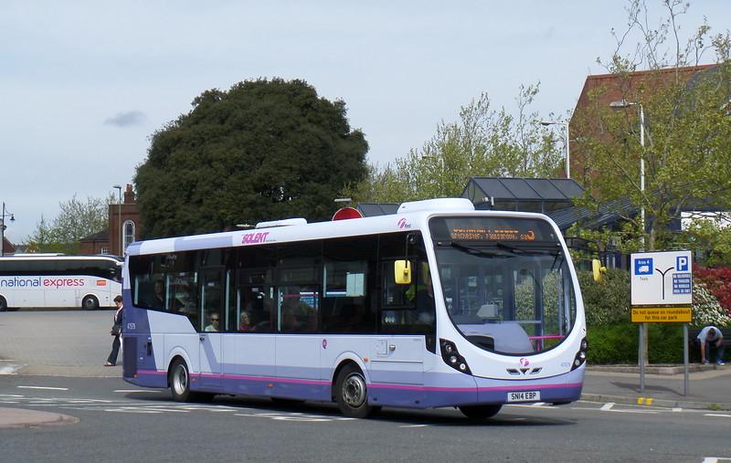 47579 - SN14EBP - Fareham (bus station)
