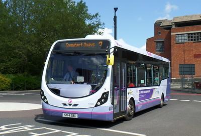 47582 - SN14EBX - Portsmouth (Stanhope Road)