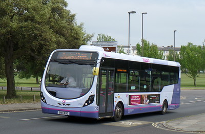 47578 - SN14EBO - Southsea (Gordon Road)