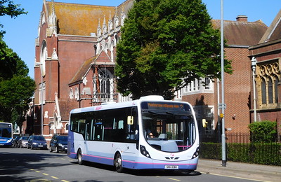 47578 - SN14EBO - Portsmouth (Bishop Crispian Way)