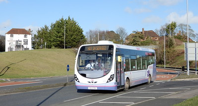 47575 - SN14EBK - Portsdown Hill (The George)