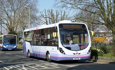47576 - SN14EBL - Havant (Elm Lane)
