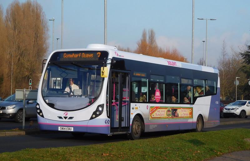 47580 - SN14EBU - Cosham (Portsmouth Road)