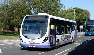47665 - SN15ACF - Portsmouth (Queen St)