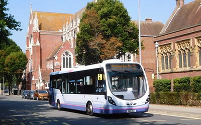 47666 - SN15ACJ - Portsmouth (Bishop Crispian Way)