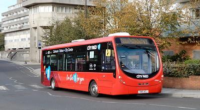 47666 - SN15ACJ - Southampton (Blechynden Terrace)