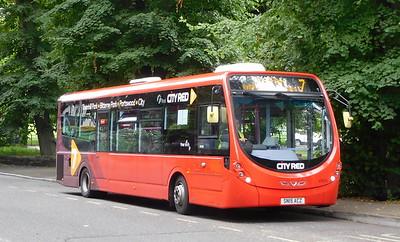 47672 - SN15ACZ - Southampton (Pound Tree Road)