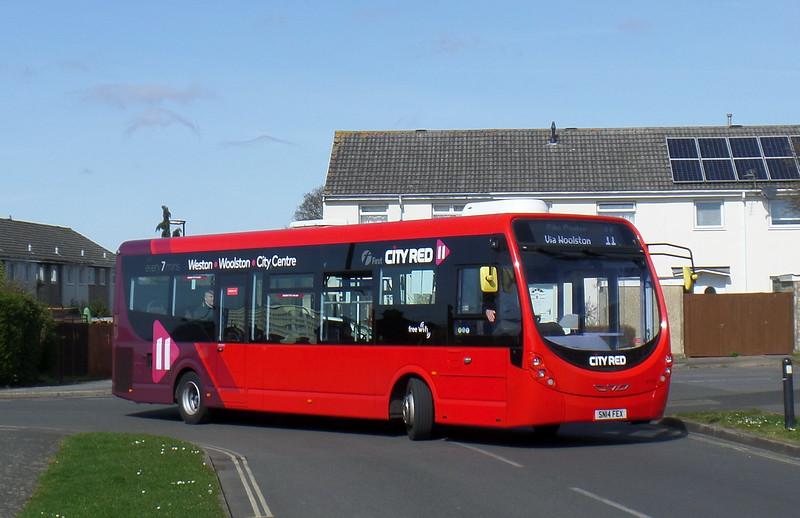 47597 - SN14FEX - Weston (Kingsclere Avenue)
