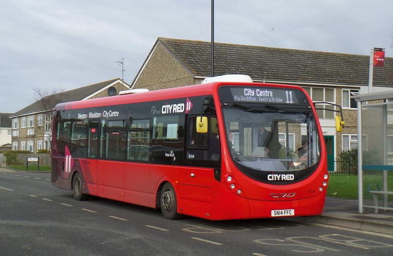47599 - SN14FFC - Weston (Kingsclere Avenue)