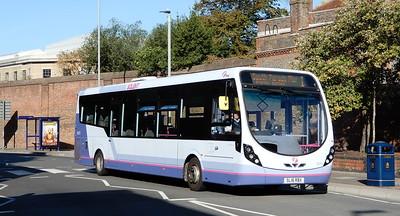 63375 - SL16RBX - Portsmouth (Queen St)