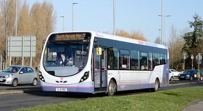 63372 - SL16RBO - Cosham (Portsmouth Road)
