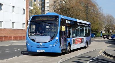 63296 - SN65OKW - Portsmouth (Queen St)