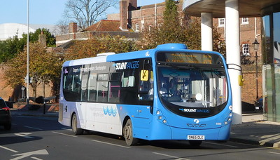 63302 - SN65OLE - Portsmouth (Queen St)