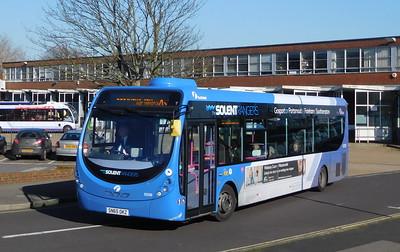 63298 - SN65OKZ - Gosport (bus station)