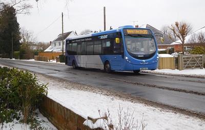 63298 - SN65OKZ - Locks Heath (Church Road)