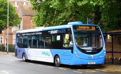 63297 - SN65OKX - Portsmouth (Bishop Crispian Way)
