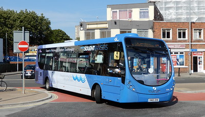 63296 - SN65OKW - Portsmouth (The Hard)
