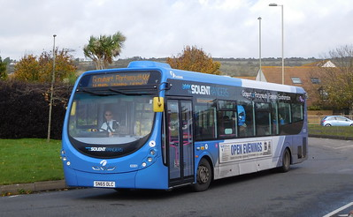 63301 - SN65OLC - Portchester
