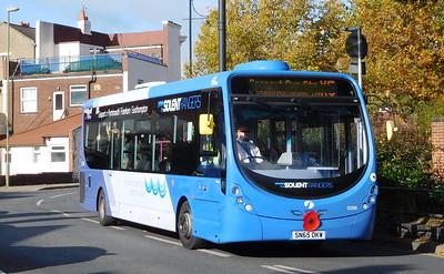 63296 - SN65OKW - Fareham (Hartlands Road)