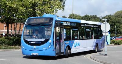 63298 - SN65OKZ - Locks Heath (centre)