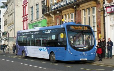63303 - SN65OLG - Portsmouth (The Hard)