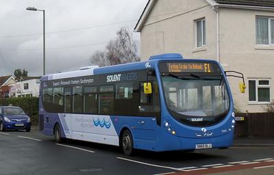 63305 - SN65OLJ - Fareham (Highlands Post Office)