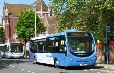 63303 - SN65OLG - Portsmouth (Bishop Crispian Way)