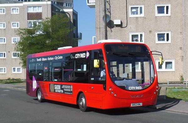 Wright Streetlite (Southampton 63-reg)