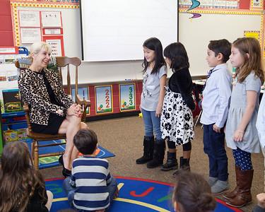 1-26-2015  Bay Meadows Elementary Celebrate Literacy Week