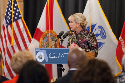 1-6-2015 First Lady's Reception Honoring Military and Gold Star Families