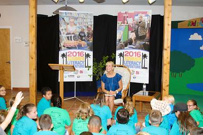 Summer Literacy - Osprey State Park